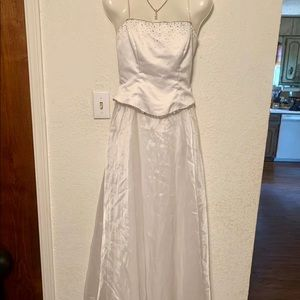 Dave And Johnny Prom Dress Size 3/4